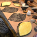Gluing Foam Knee Pads Onto Leather